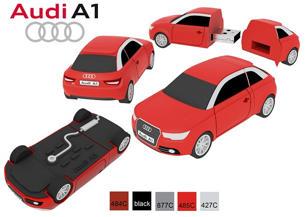 Audi A1 USB Custom Made
